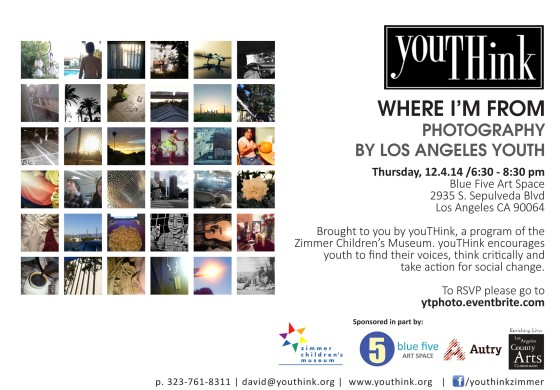 Photo Exhibit Invite (2-up)